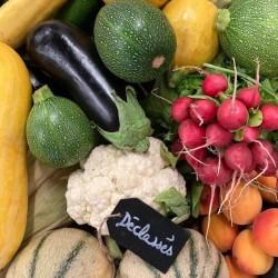 Légumes/fruits déclassés