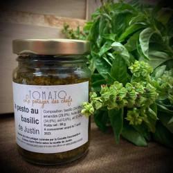 Pesto au Basilic de Justin...