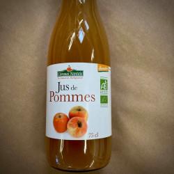 Le jus de fruits bio du...