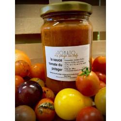 La sauce tomate du Potager...