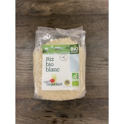 Riz Bio blanc - 500g