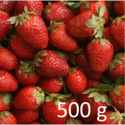 2 barquettes Fraises - 500 G